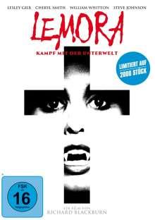 Lemora - Kampf mit der Unterwelt, DVD