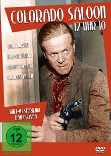 Colorado Saloon 12 Uhr 10, DVD