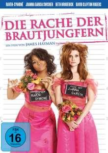 Die Rache der Brautjungfern, DVD