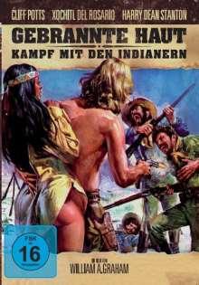 Gebrannte Haut - Kampf mit den Indianern, DVD