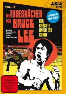 Die Todesrächer von Bruce Lee, DVD