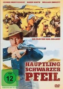 Häuptling Schwarzer Pfeil, DVD