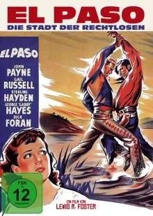 El Paso - Die Stadt der Rechtlosen, DVD