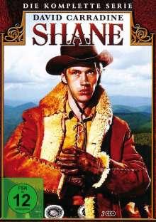 Shane (Komplette Serie), 3 DVDs