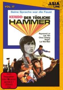 Kendo - Der tödliche Hammer, DVD