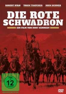 Die rote Schwadron, DVD
