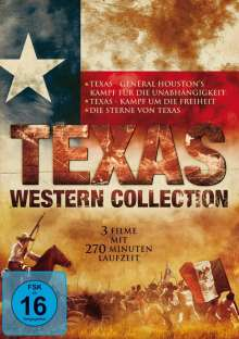 Texas Western Collection, 2 DVDs