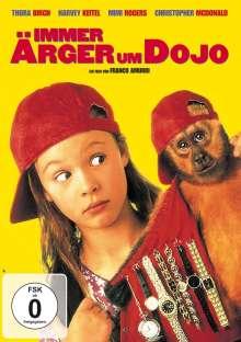 Immer Ärger um Dojo, DVD