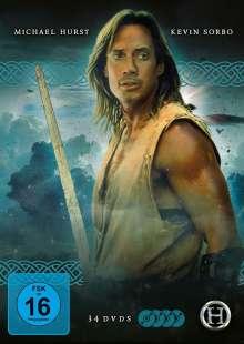 Hercules (Komplette Serie), 34 DVDs