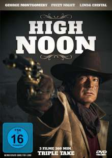 High Noon - Triple Feature, DVD