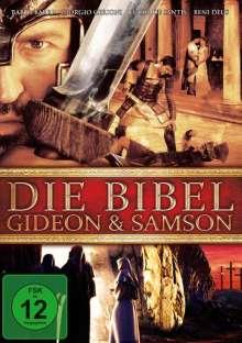 Die Bibel - Gideon und Samson, DVD
