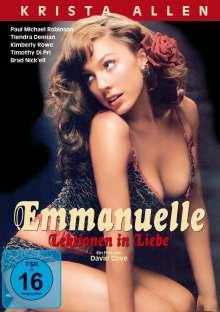 Emmanuelle - Lektionen in Liebe, DVD