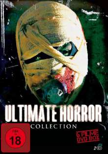 Ultimate Horror Collection (6 Filme auf 2 DVDs), 2 DVDs