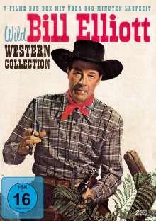 Wild Bill Elliott Western Collection (7 Filme auf 2 DVDs), 2 DVDs