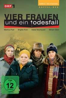 Vier Frauen und ein Todesfall Staffel 8, 2 DVDs