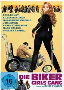 Die Biker Girls Gang, DVD