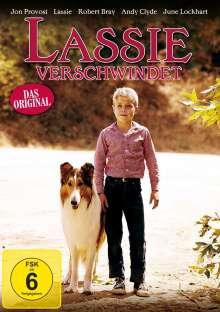 Lassie verschwindet, DVD