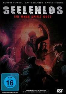 Seelenlos - Ein Mann spielt Gott, DVD