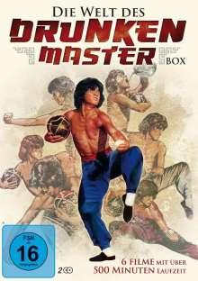 Die Welt des Drunken Master (6 Filme auf 2 DVDs), 2 DVDs