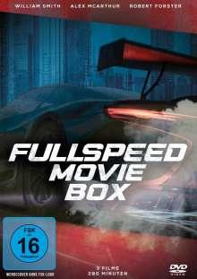 Fullspeed Movie Box (3 Filme), DVD