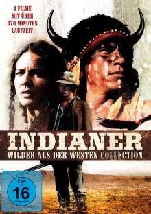 Indianer - Wilder als der Westen Collection, DVD