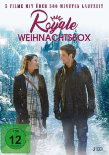 Royale Weihnachtsbox, 2 DVDs
