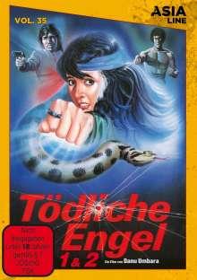 Tödliche Engel 1 & 2, DVD