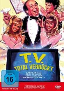 T.V. - Total verrückt, DVD