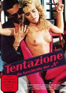 Tentazione - Die Geschichte der »A«, DVD