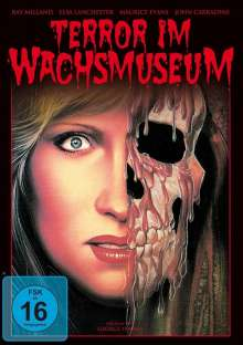 Terror im Wachsmuseum, DVD