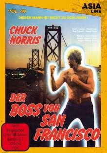 Der Boss von San Francisco, DVD