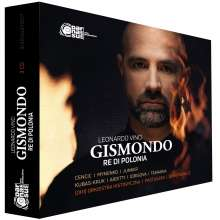 Leonardo Vinci (1690-1730): Gismondo,Re di Polonia, 3 CDs