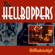 Hellboppers: Hellectricity, CD