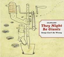 They Might Be Giants: 50,000,000 They Might Be Giants Songs Can't Be Wrong, 2 CDs