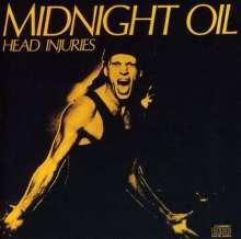 Midnight Oil: Head Injuries, CD