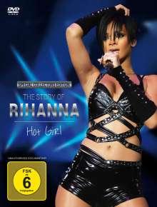 Rihanna: Hot Girl, DVD
