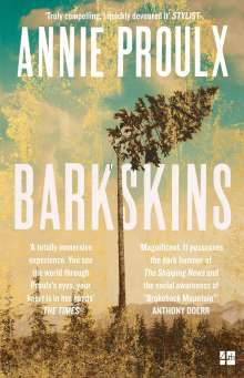 Annie Proulx: Barkskins, Buch