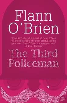 Flann O'Brien: The Third Policeman, Buch