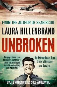 Laura Hillenbrand: Unbroken, Buch