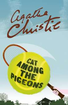 Agatha Christie: Cat Among the Pigeons, Buch