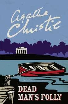 Agatha Christie: Hercule Poirot. Dead Man's Folly, Buch