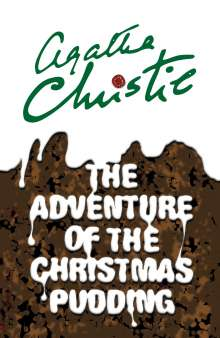 Agatha Christie: The Adventures of the Christmas Pudding, Buch