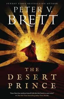 Peter V. Brett: The Desert Prince, Buch