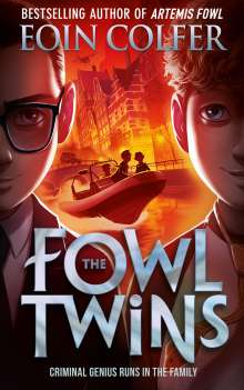 Eoin Colfer: The Fowl Twins, Buch