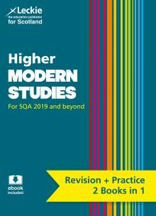 Patrick Carson: Higher Modern Studies, Buch