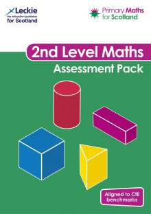 Craig Lowther: Primary Maths for Scotland Second Level Assessment Pack, Buch