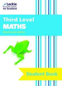 Leckie: Third Level Maths, Buch