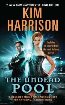 Kim Harrison: The Undead Pool, Buch