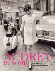 Audrey in Rome, Buch