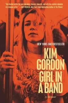 Kim Gordon: Girl in a Band, Buch